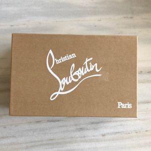 Christian Louboutin Pigalle Follies Shoe Box